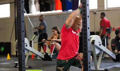 Home crossfit oryx doha